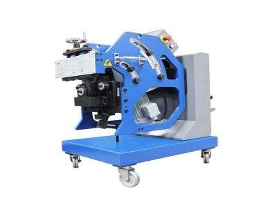 GBM-16D-R自动钢板坡口机 翻转坡口机