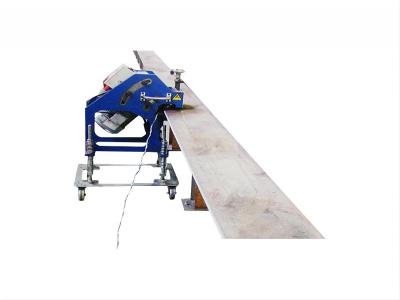 GBM-12D钢板坡口机 高效平板坡口机