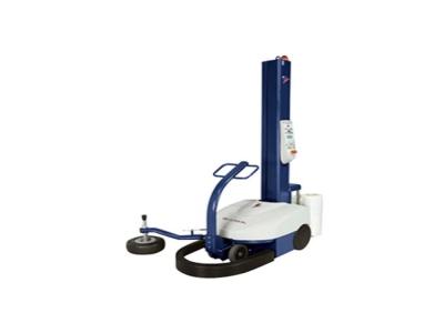 自走式缠绕机 自动断膜裹包机 ROBOT- WORKER